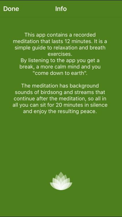 Take a break - Mindfulness screenshot-4