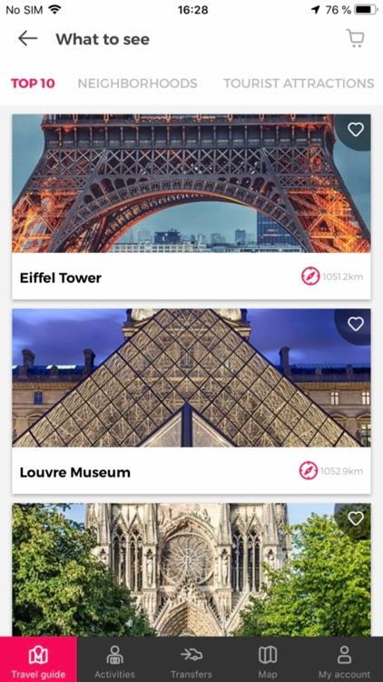 Paris Guide Civitatis screenshot-7