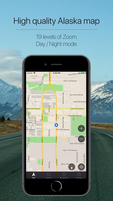 Alaska, USA Offline Navigation-1