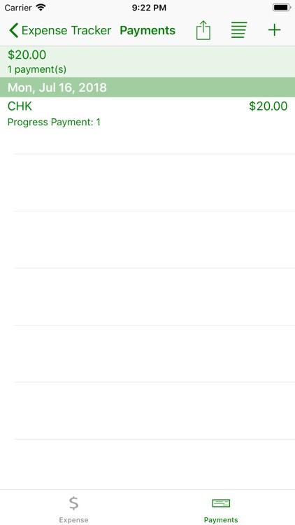 ExpenseTracker Pro screenshot-3