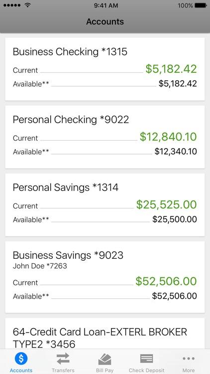 BayPort CU Mobile Banking screenshot-4