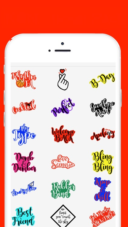 iKonics Sticker Pack
