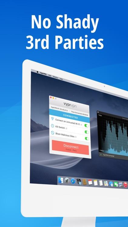 VPN: Private & Fast VyprVPN screenshot-4