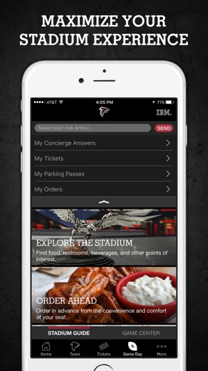 New Atlanta Falcons on the App Store