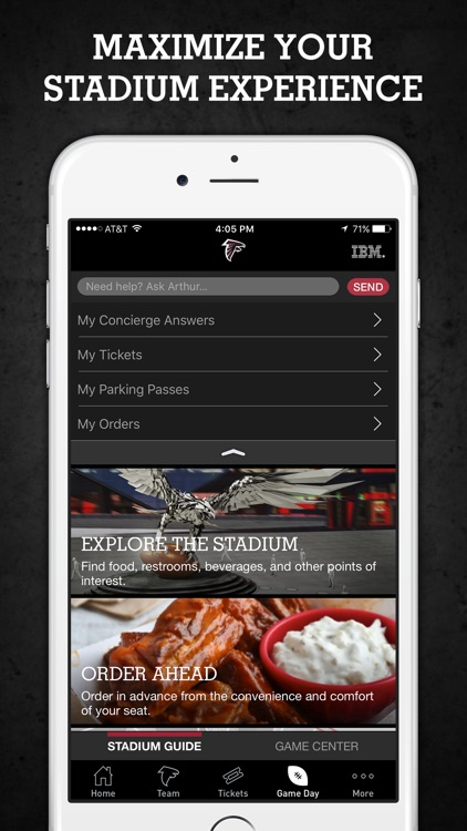 Atlanta Falcons screenshot-3