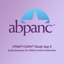 CPAN® / CAPA® Study App II