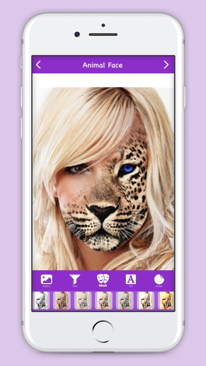 Animal Face Editor screenshot-2