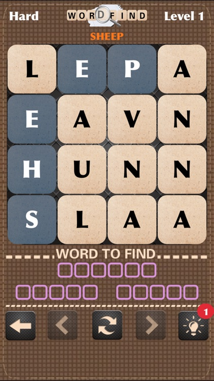 Word Find - Guess Crossy Words screenshot-0