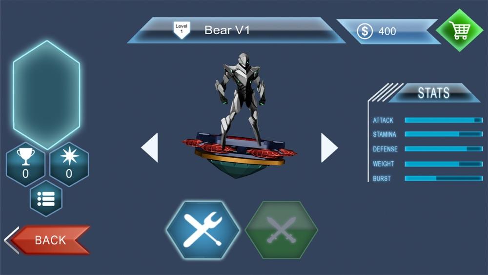 Beyblade : Spin Blade 3 hack tool
