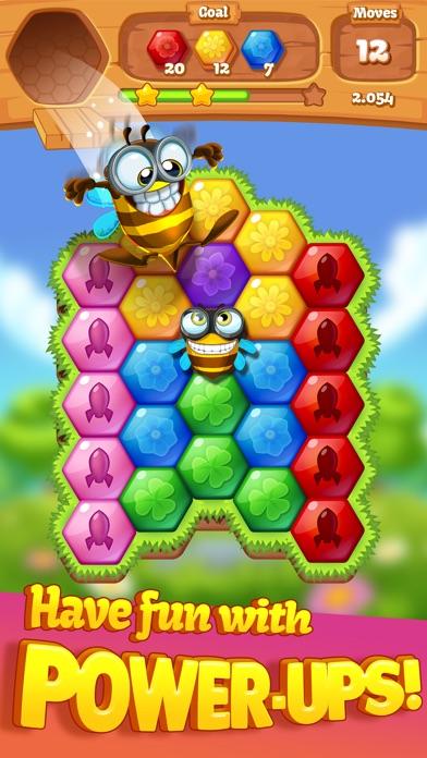 Bee Brilliant Blast Screenshot 2