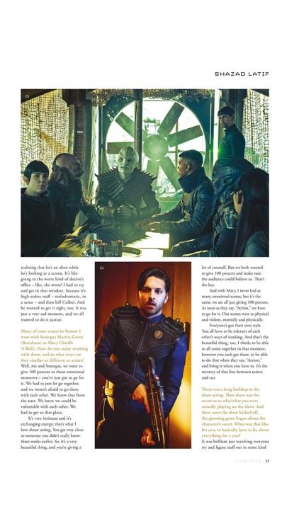 Star Trek Magazine screenshot-3