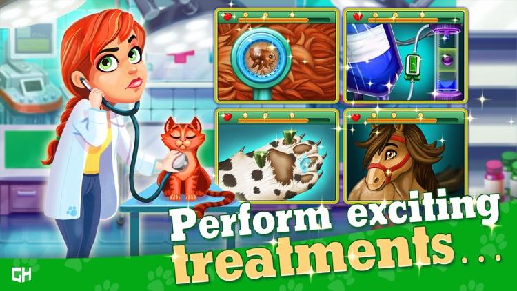 Dr. Cares - Pet Rescue 911 screenshot-0