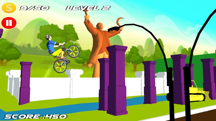 BMX Stunt Rider : Bike Race
