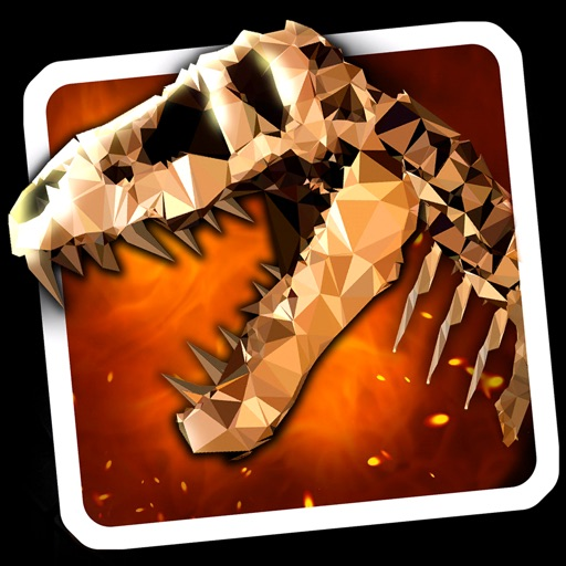 Dino Gun 3D:охота на выживание