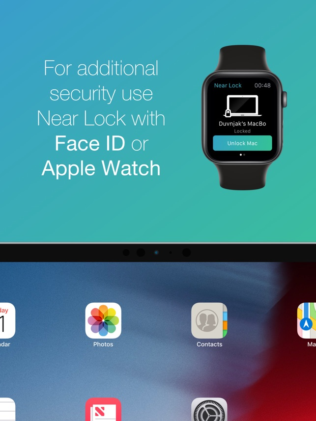 Near Lock on the App Store
