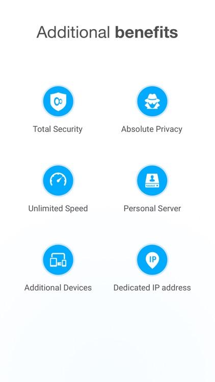 VPN Unlimited - WiFi Proxy screenshot-4
