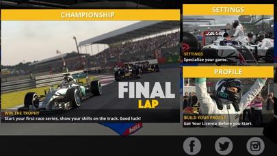 Final Lap Screenshots