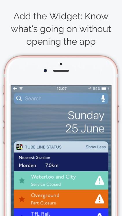 London Tube Map screenshot-3