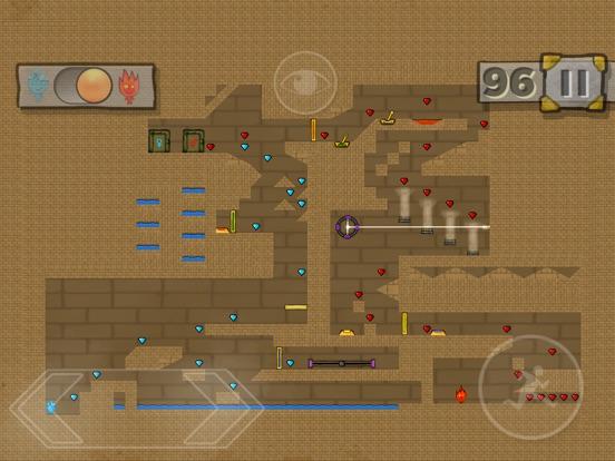 Огонь и Вода Online 2 игра для iPad