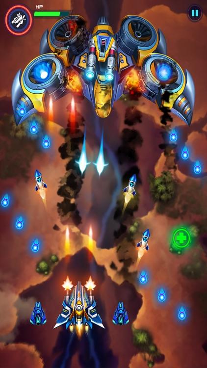 Infinity Shooting: Galaxy War screenshot-4