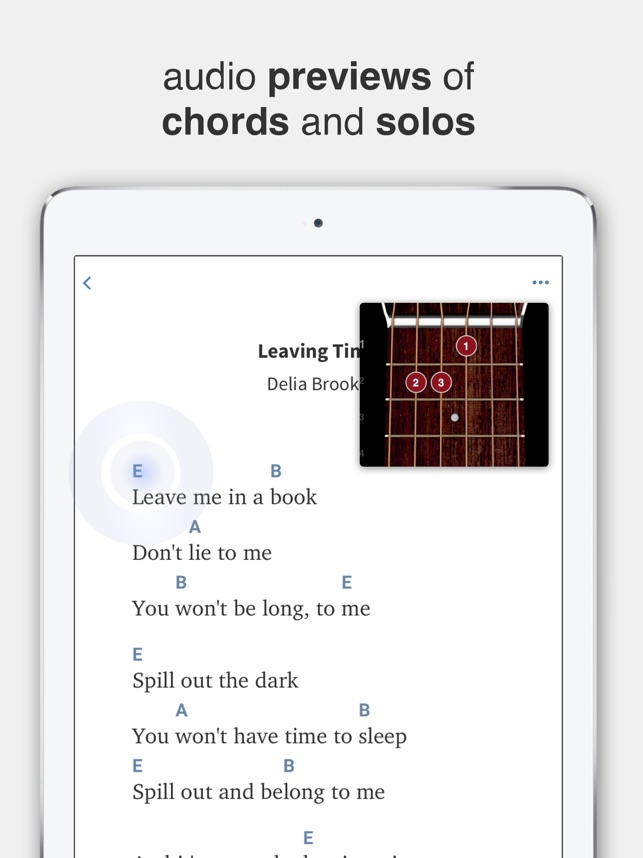 Tabbank Guitar Tabs And Chords On The App Store