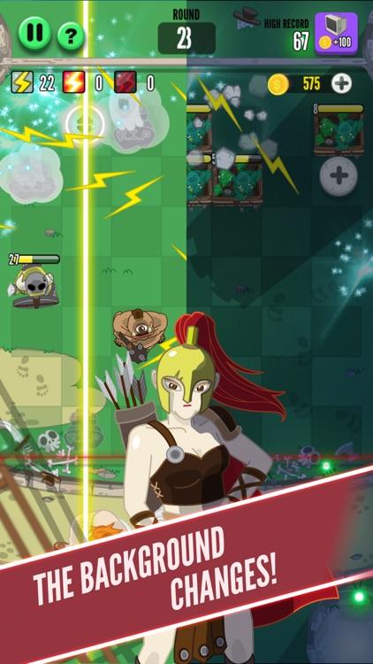 God of Block : Brick Breaker screenshot-4