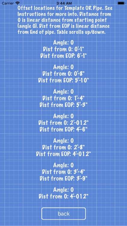 Piping Base Elbow Layout Calc screenshot-3
