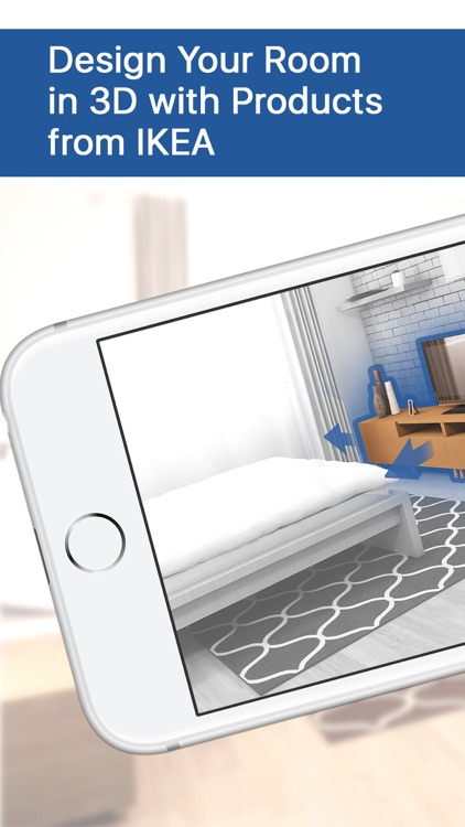 3D Room Planner for IKEA
