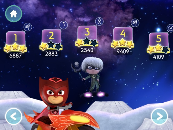PJ Masks: Racing Heroes screenshot 16