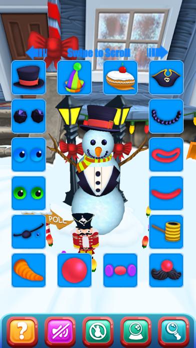 Snowman 3D LITEのおすすめ画像4