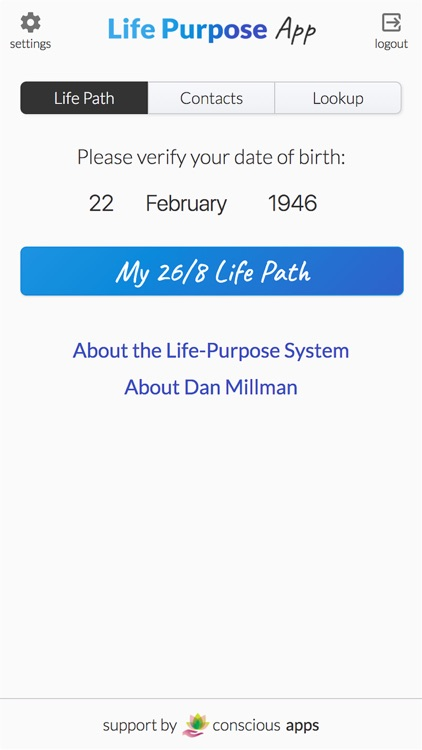 Life Purpose App screenshot-1