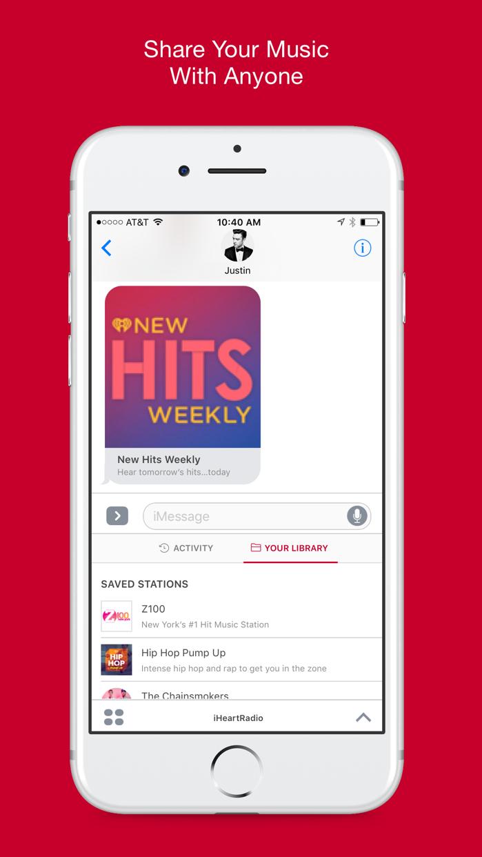 iHeartRadio - App Store revenue & download estimates - US