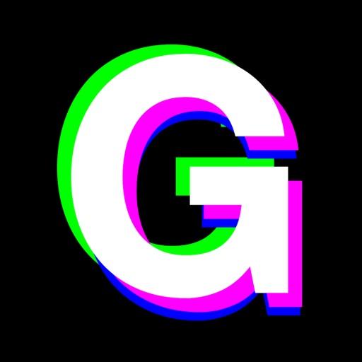 Glitch редактор фотографий