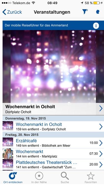 Ammerland-App von Das Örtliche screenshot-4