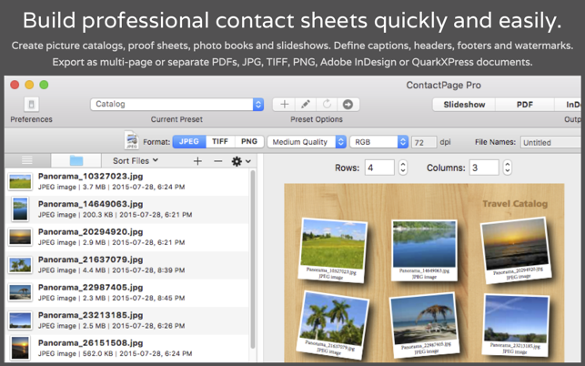 ContactPage Pro on the Mac App Store