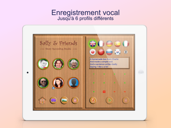 Screenshot #5 pour Sally & Friends L'anniversaire