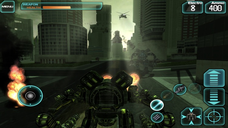 Mech Pilot screenshot-3