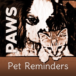 Paws Pet Reminders