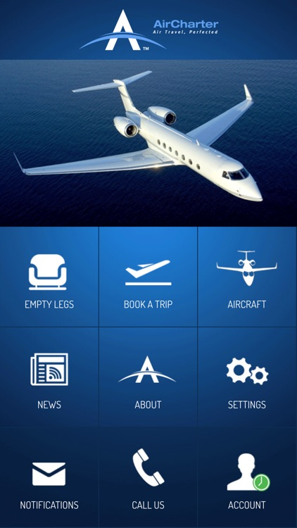 AirCharter Smarter Private Jet