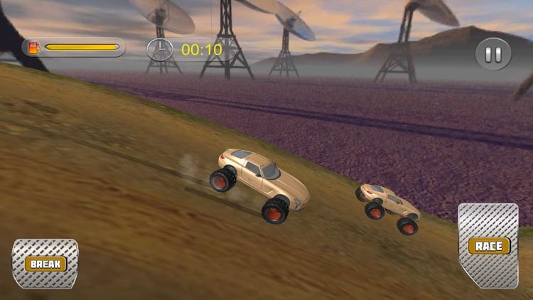 Offroad 4x4 Monster Truck Racing screenshot-4