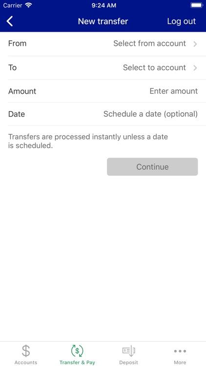 Merck Sharp & Dohme FCU Mobile screenshot-4