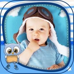Baby Frames & Sticker Editor