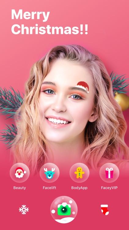 Facey: Face Editor &Makeup Cam screenshot-0