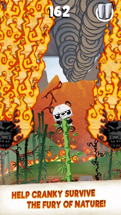 Cranky Bamboo! screenshot 2