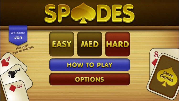 Spades ∙