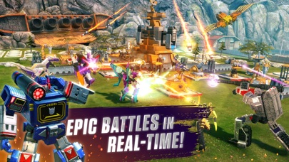 download Transformers: Earth Wars