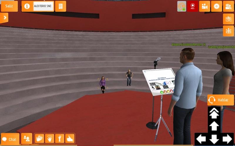 EMeetings скриншот программы 3