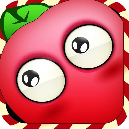 翻滚吧!小苹果!