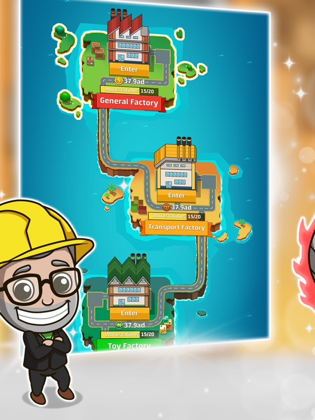 Idle Factory Tycoon on the App Store