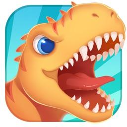 Jurassic Dig - Dinosaur Games